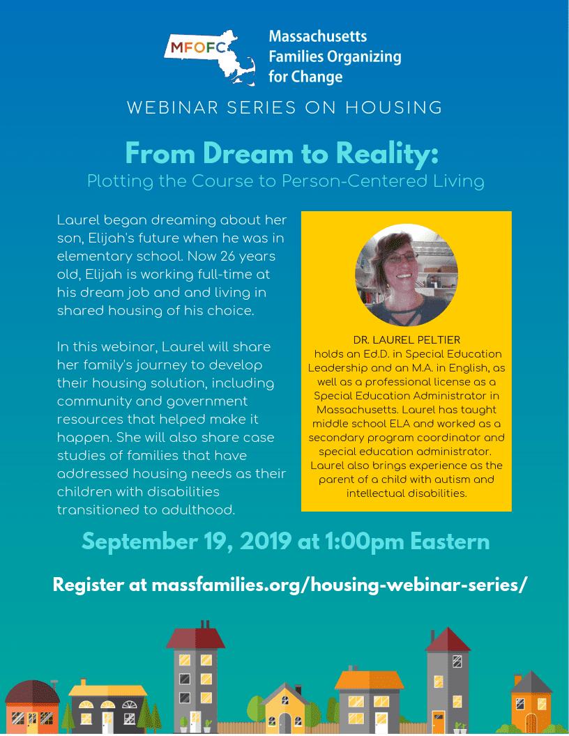 HOUSING WEBINAR – SEPTEMBER 2019 MFOFC