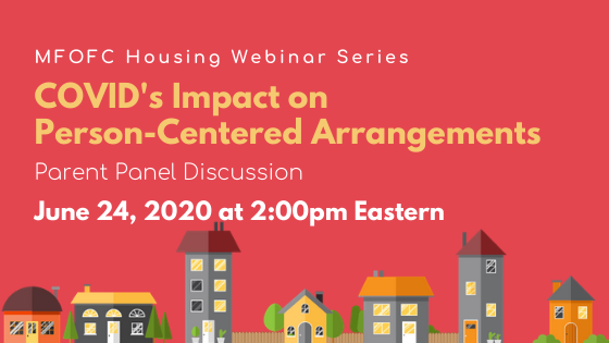 June 24 2020 Webinar Series on Housing