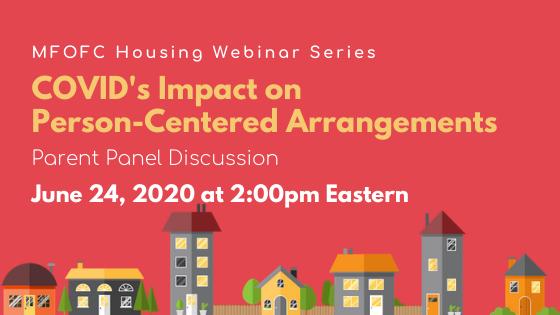 June 24 2020 Webinar Series on Housing
