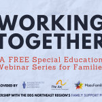 WORKING TOGETHER WEBINAR SERIES