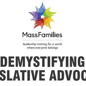 Demystifying Legislative Advocacy
