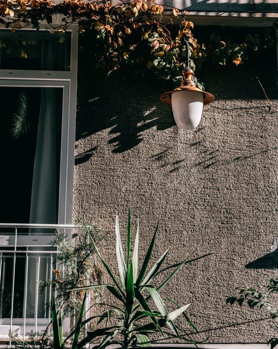 Photo: terrace outside a home