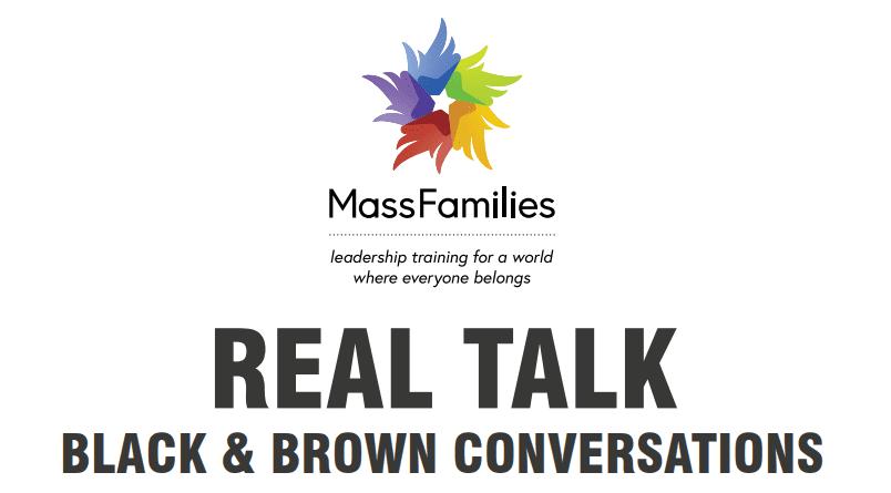 Real Talk Black & Brown Conversations